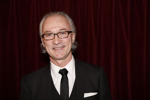 Stefan Forsberg, ordförande för Svensk scenkonst.