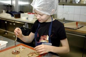 Spännande kakor. Heidi Walter lät fantasin spela med när hon bakade kakor.