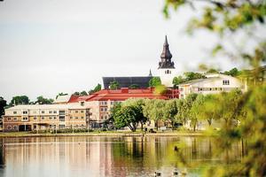 Lillfjärden i Hudiksvall.