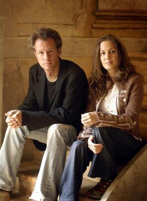 Gunnar Idenstam och Lisa Rydberg spelar på Svar i Ramsele på torsdag kväll.
