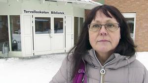 – Redan nästa fredag vill jag ha ett svar på vilka åtgärder arbetsgivarna ska göra, därefter vill jag naturligtvis att åtgärderna ska ske snabbt, säger Elisabet Rödén, huvudskyddsombud på lärarförbundet.