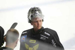 BÄST I VIK. NHL-proffset Erik Ersberg briljerade i sin comeback i Gulsvart.