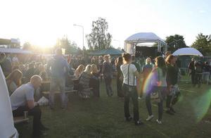 I somras arrangerade Henrik Johansson Karlslundsfestivalen för första gången.