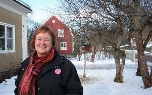 Enligt Christina Sand vägrar Sundborns vind AB att svara på frågor från de som berörs av deras planerade vindkraftpark. foto: erik jerdén