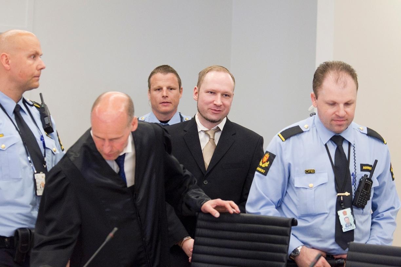 Breivik var kand av polisen redan i mars