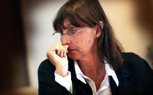 Karin Stikå-Mjöberg, landstingsdirektör. FOTO: STAFFAN BJÖRKLUND