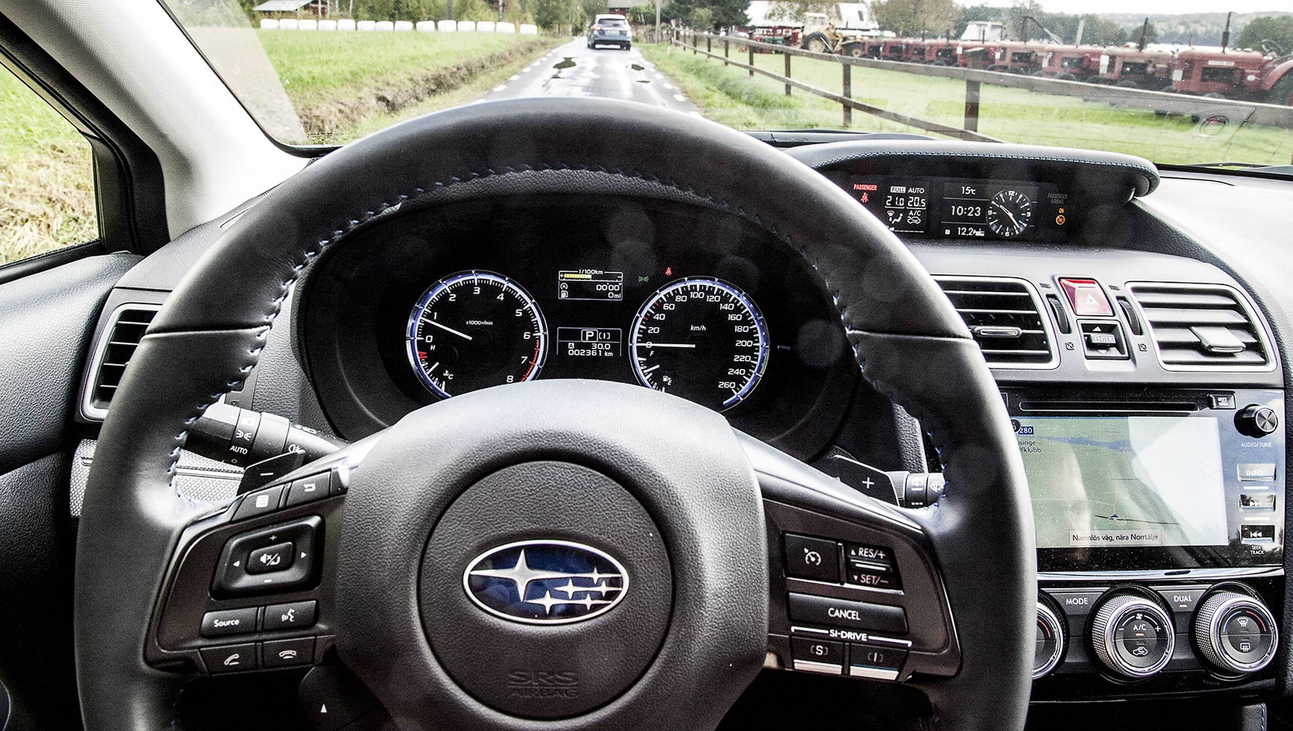 Subaru impreza en popular doldis