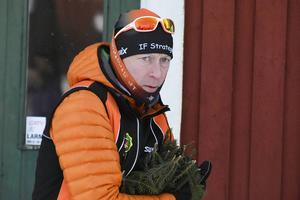 Tävlingsledaren Pessi Liukkonen.