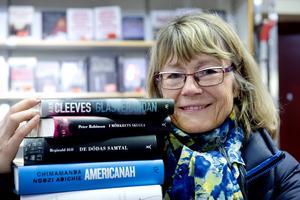 Eva Sigerud, 66, Sundsvall:                  – Bland annat Daniel Kahnemans