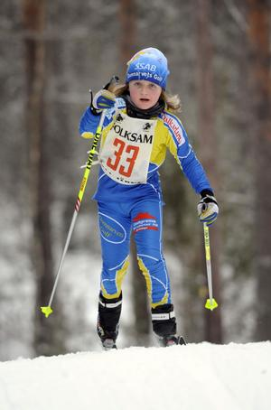 Molly Andersson, Domnarvet.
