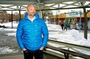 Anders Edvinsson från Brunflo är idrottspolitisk talesperson för Socialdemokraterna i Östersund.