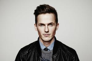 Melodifestivalaktuella David Lindgren kommer till Kramfors i oktober.