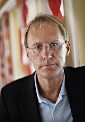Göran Isberg ser resan till London som en utgångspunkt för arbetet med IT i skolan.