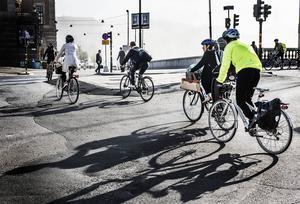 Trenden är tydlig – för varje år blir cykeln allt populärare som både fortskaffningsmedel och motionsform, och det trampas allt mer i samhället.