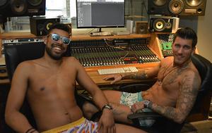 Jean-Pierre Marques och Robbin Jonsson släppte singeln