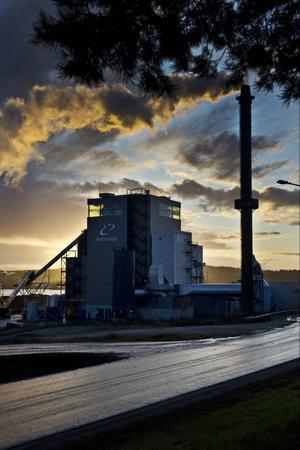 Övik Energi skruvar ner sina förväntningar för framtiden.