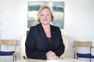 Ulrika Falk anser att kompetensen i stadsbyggnadsfrågor kan säkras utan att kommunen har en stadsarkitekt.