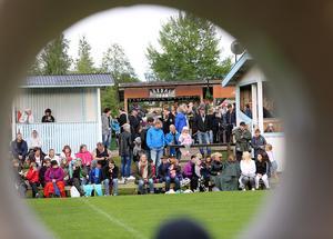 Runt 1000 personer kom till Bykampen i Härdal
