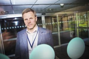 Migrationsverkets juristen Kent Juhlén.