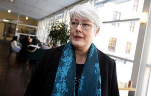 – Man kan söka, men vi kan inte garantera någonting, säger Ingrid Nordqvist, samordnare för lärarutbildningarna i Gävle.