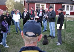 Invånarna i Nygårdarna är i uppror mot kommunen angående planerna på flerbostadshus i idyllen.