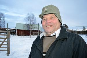 – Just nu upplever jag att det finns ett stort intresse av renskötsel och att den samiska kulturen ska leva vidare, säger Jörgen Jonsson.