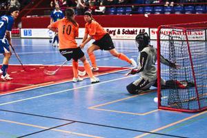 Även Mia Boänges producerar mål och poäng.