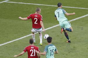Portugal slog till med ett drömmål för Portugal.
