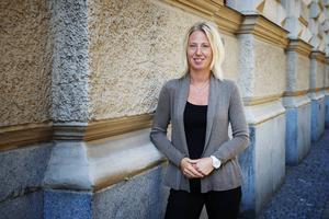 Eva Nordlander på Almi Invest Mitt AB.