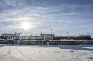 Passagerartrafiken på Åre Östersund Airport satte nytt rekord förra året.