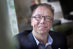 Lennart Westman tog över Kulturhuset Glada Hudik för ett år sedan.