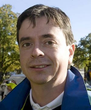 Peter Jonasson, produktionschef på Skanska.