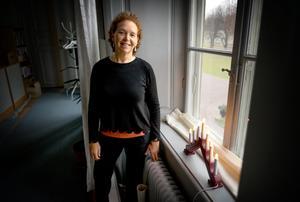 Barbara Evaeus, klimatkommunikatör hos Världsnaturfonden.