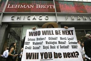 För fem år sedan utlöstes den största finanskrisen på 80 år. Lehman Brothers fall innebar den största bankkonkursen genom tiderna.