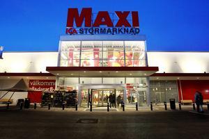 Ica Maxi i Sundsvall är lönsammast i Västernorrland.