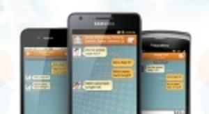 Samsung utmanar med egen chatt-tjänst