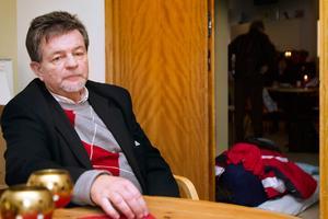 Ronald Henriksson, biträdande direktor vid Västerås Stadsmission, har jobbat varje jul sedan 2006.
