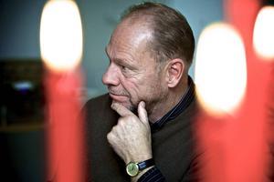Bara några dagar efter nyår bestämde sig Claes Mankler, Bjursås, välkänd (S)-politiker i Falun, för att byta parti. Numera är han miljöpartist. Bild: Claes Söderberg