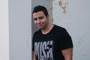 Damian Ardestani är knappt 24 år, men har redan hunnit med en massa som människa.