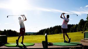 Fagersta GK:s juniorer får flera tillfällen att träna ihop.