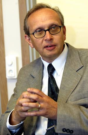 Lars Rylander, verksamhetschef på akuten.ARKIVBILD: HÅKAN EKEBACKE