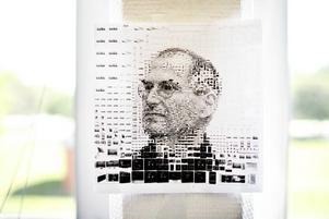 Steve Jobs är en av Camilla Frykmans förebilder.