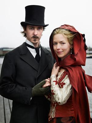 Jonas Karlsson och Linda Zilliacus i