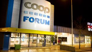 Coop Forum på Stenby i Västerås.
