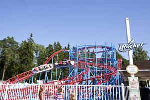 År 1900 fanns inget som liknande tivoli i Furuviksparken, enligt insändarskribenten.