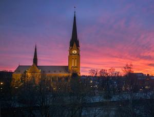 Personal i GA-kyrkan i Sundsvall reser till Tyskland inom kort för att gå i Martin Luthers fotspår.