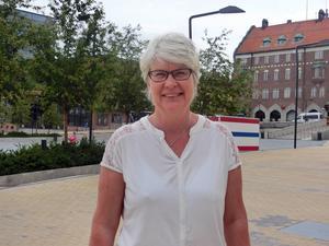 Ann-Marie Johansson (S)