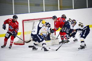 ÖHF och Sundsvall Hockey möts redan i den andra omgången.