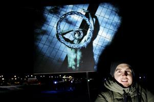 Robert Henrikssons bilder kan ses på utställningen