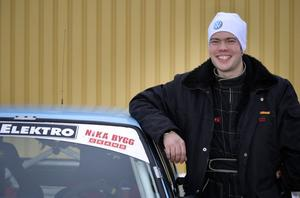 Nöjd och glad vinnare i grupp H var Tomas Bergman, Hudiksvall.